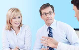 What do insurance agents do daily?